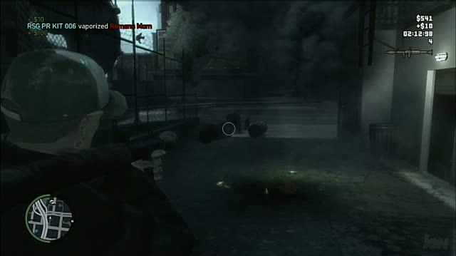 Grand Theft Auto IV Xbox 360 Gameplay - Rocket Insanity (X360)