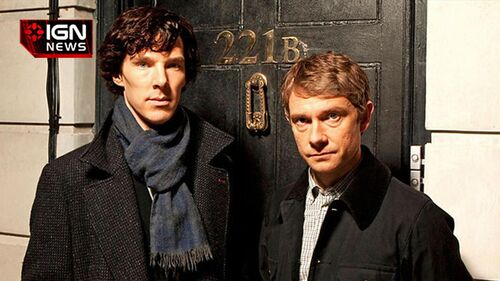 News Benedict Cumberbatch Signs on for Fourth Season of Sherlock
