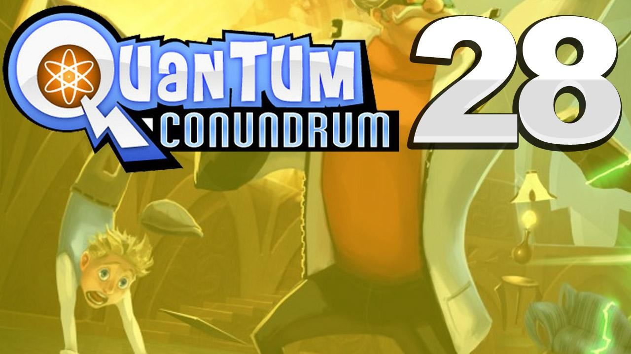 Quantum Conundrum Catch And Release Gameplay Walkthrough (Part 28 51)