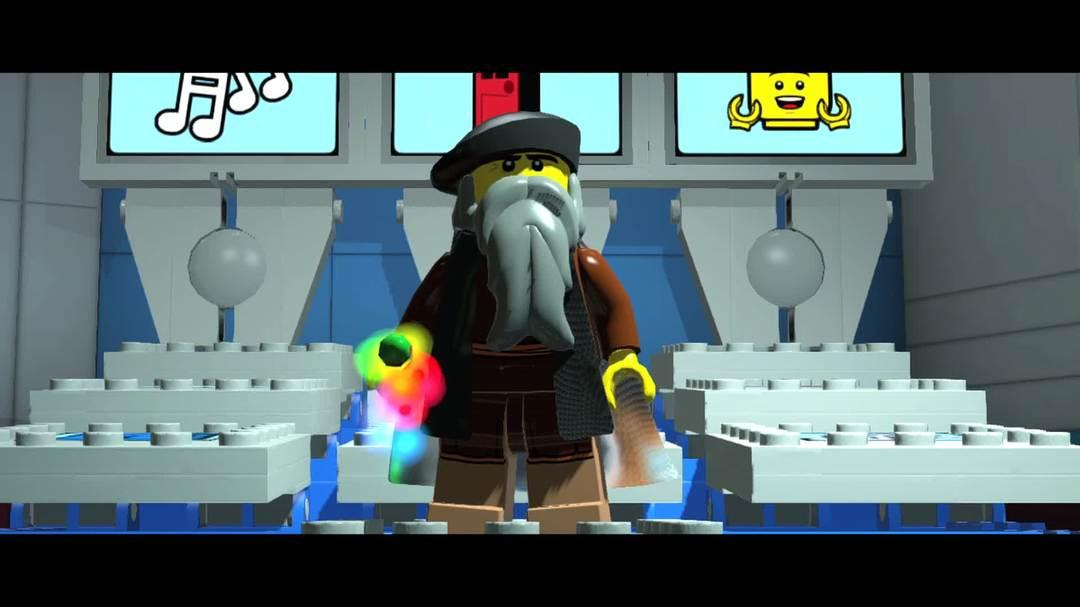 The LEGO Movie Video Game - Launch Trailer