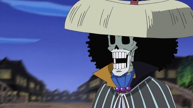 File One Piece - Episode 407 - Feudal Era Side Story – Defeat Thriller Company's Trap!