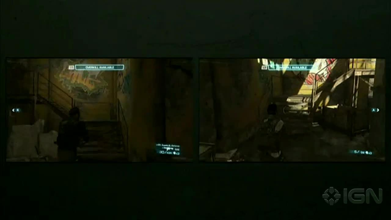 Army of Two The Devils Cartel Gamescom 2012 Demo