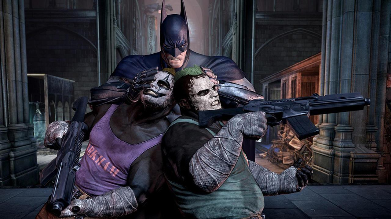Batman Arkham City Afterparty Thoughts