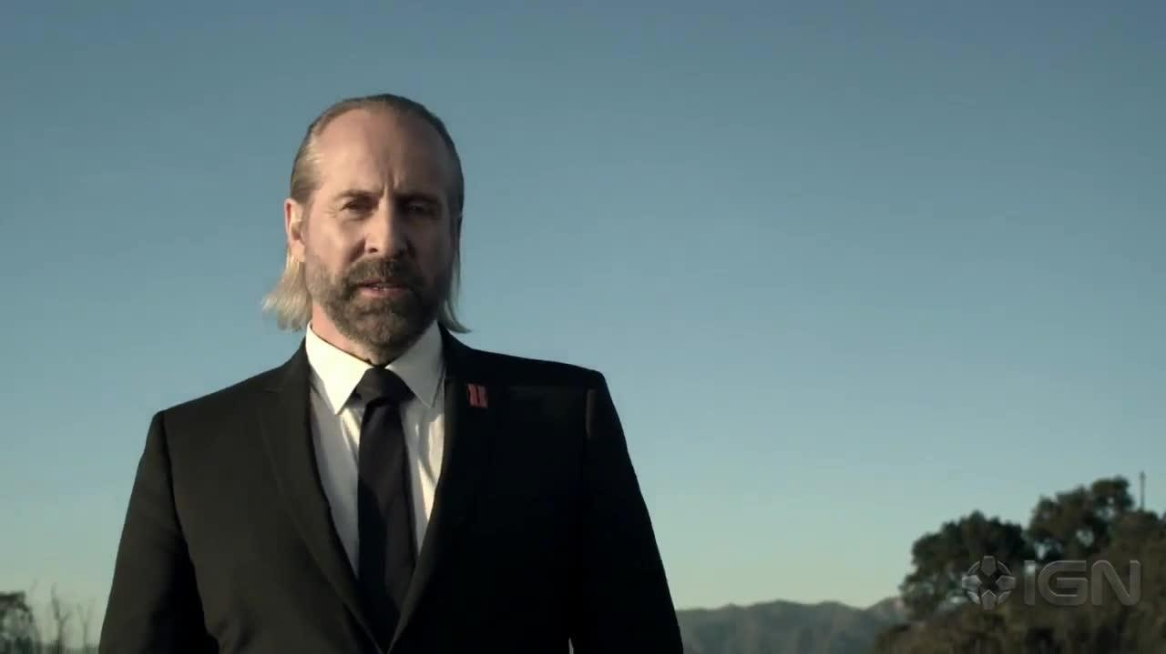 """Official Call of Duty Black Ops 2 """"The Replacer"""" Trailer"""
