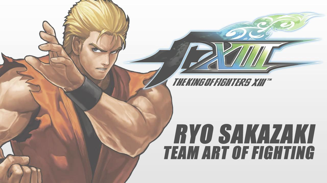 The King of Fighters XIII - Ryo Sakazaki Spotlight