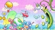 "Yoshi's New Island - ""Egg-cellent Launch"" Trailer"