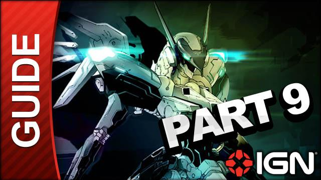 Zone of the Enders HD Walkthrough - Part 9