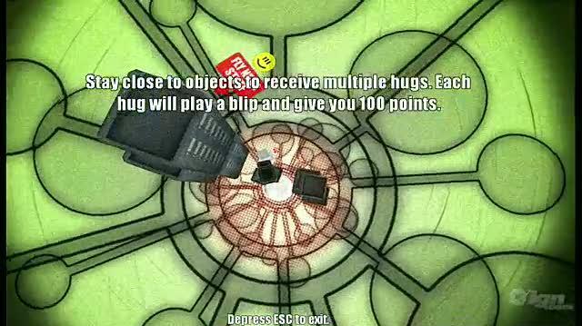 Aaaaa!!! -- A Reckless Disregard for Gravity PC Games Gameplay - Hugs Tutorial