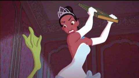 The Princess and the Frog (2009) - Clip Excuse Me