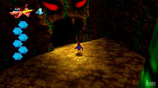 Banjo-Kazooie Xbox Live Review - Video Review