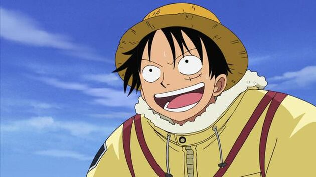 File One Piece - Episode 334 - The Red Hot Decisive Battle! Luffy vs