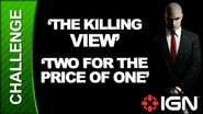 Hitman Absolution Challenge Guide - The King of Chinatown The Killing View Two for the Price of One