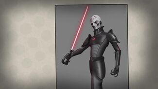 Star Wars Rebels - Inquisitor Reveal Video