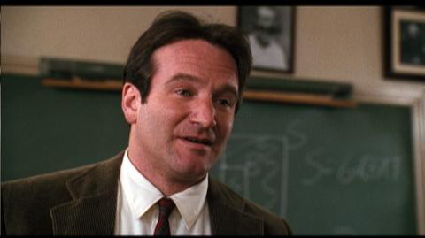Dead Poets Society Blu-Ray (1989) - Clip Rip It Out