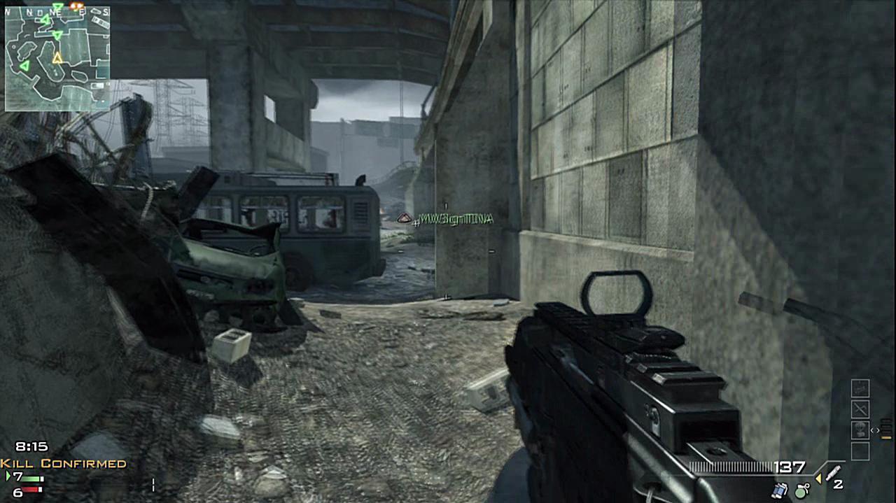 Modern Warfare 3 - Livestream Multiplayer Highlights - Guns