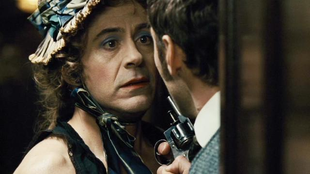 Sherlock Holmes 2 Clip - Not My Best Disguise