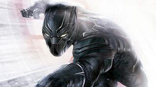 Comics History 101 Black Panther