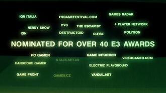Alien Isolation - E3 2014 Accolades Trailer