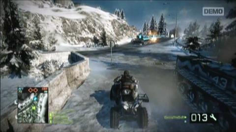Battlefield Bad Company 2 (VG) (2009) - Featurette Demo tutorial