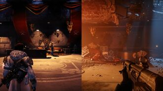 Destiny vs Destiny 2 Graphics Comparison