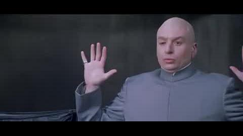 Austin Powers International Man of Mystery - Number Two betrays Dr. Evil