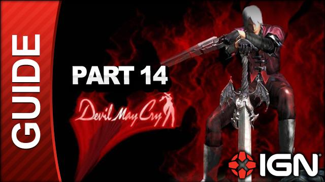 Devil May Cry 1 - Mission 14 - Dance of Darkness