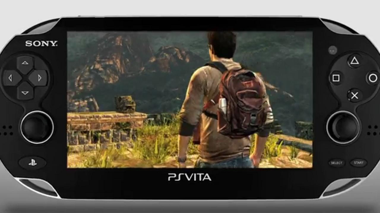 Gamescom Uncharted Golden Abyss Trailer