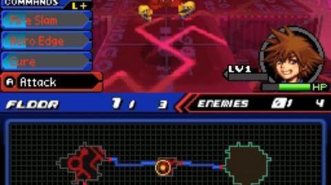 Kingdom Hearts Re Coded The Glitch Realm