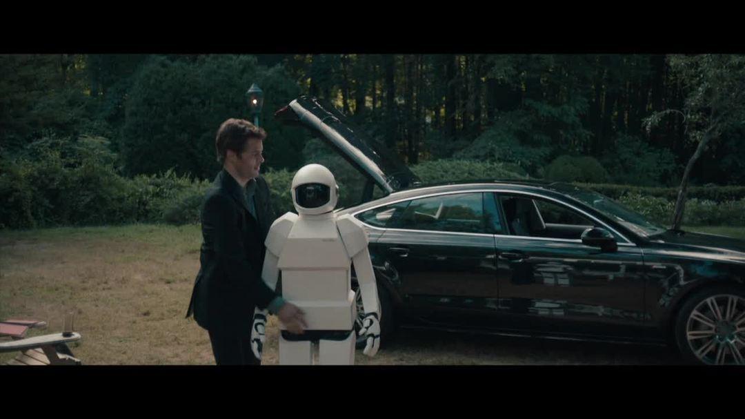 Robot & Frank Featurette