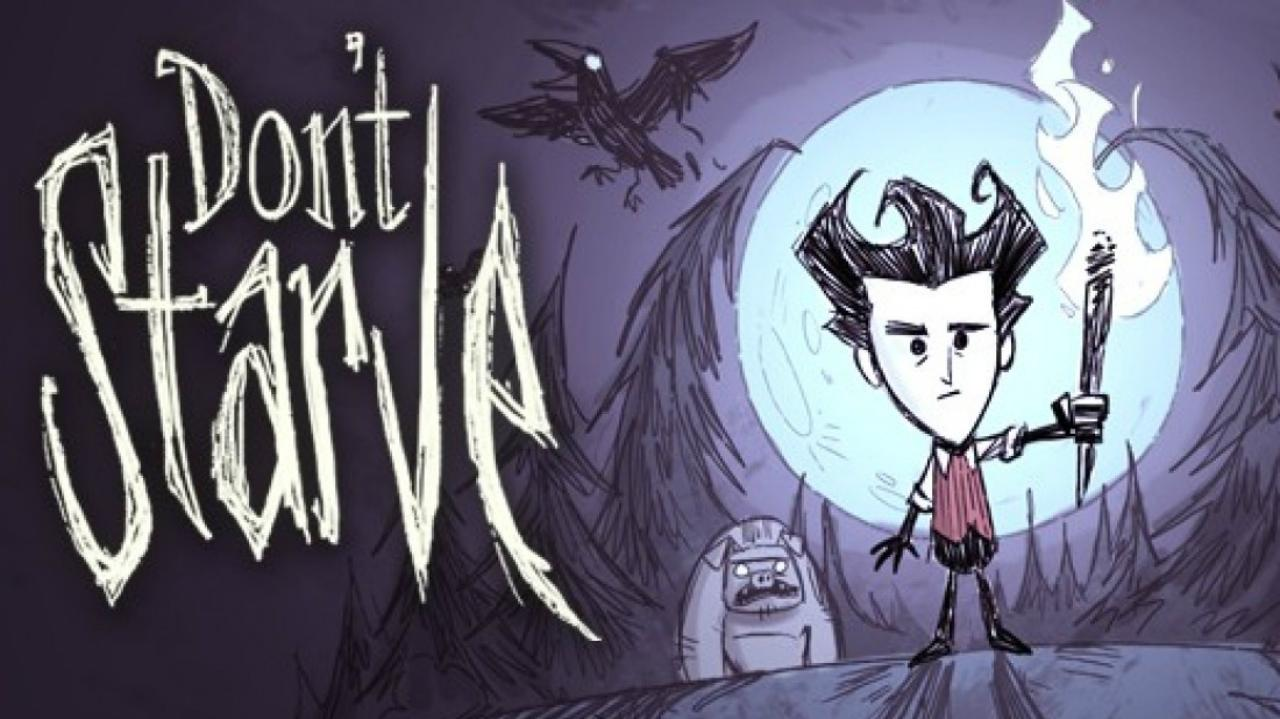 Dont Starve Guide - Surviving Your First Night