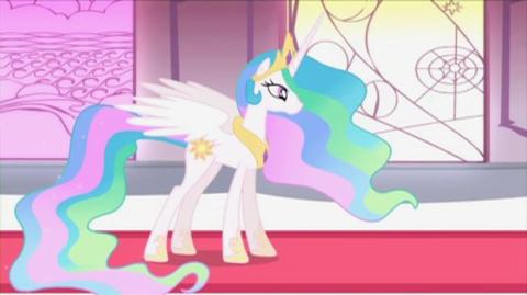 My Little Pony Friendship Is Magic Adventures In The Crystal Empire () - Clip Dark Origin