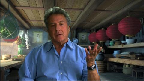 "Kung Fu Panda 2 (2011) - Interview ""Dustin Hoffman On Jack Black As Po"""