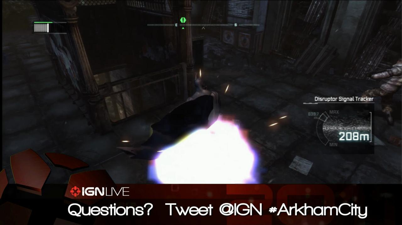 Batman Arkham City Livestream Part 3