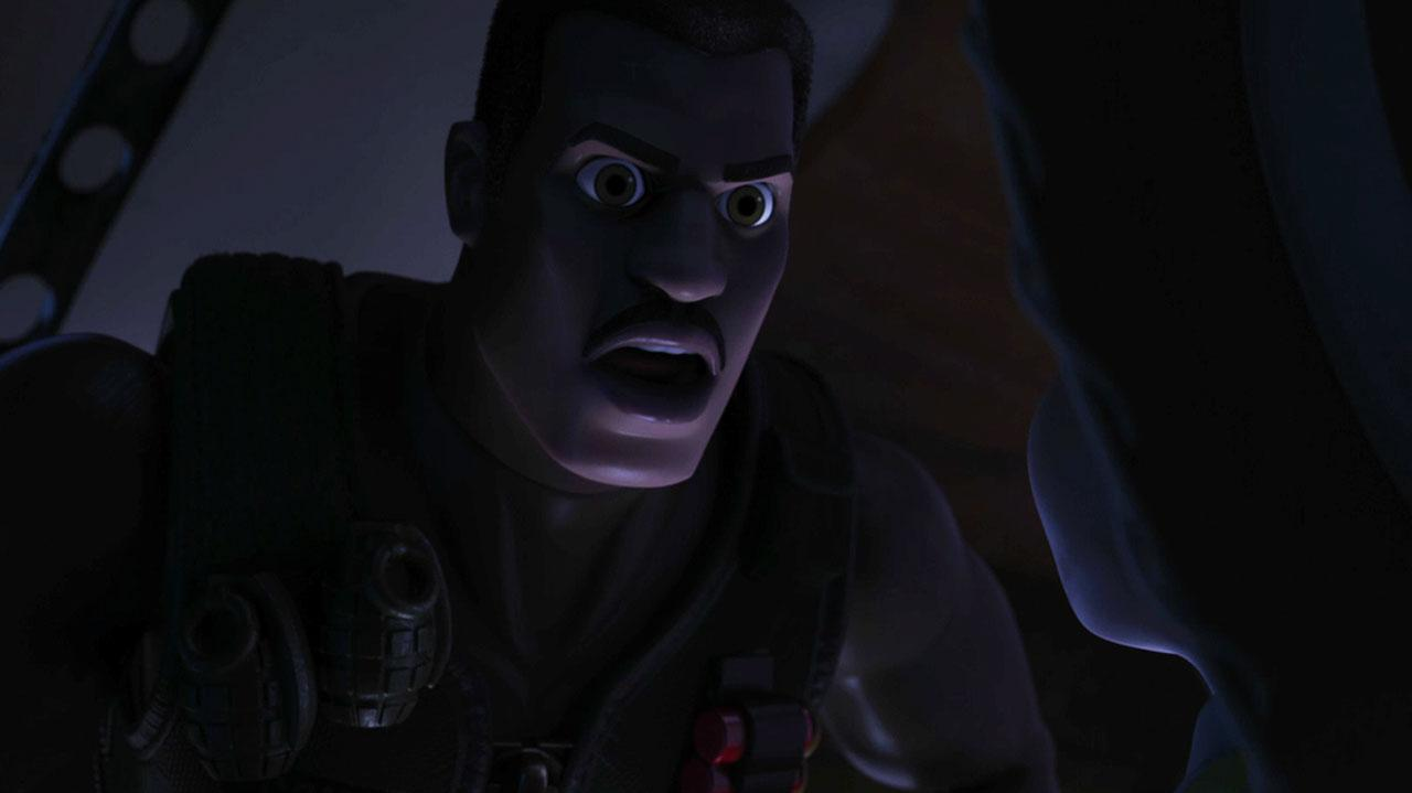 Toy Story of TERROR - Combat Carl