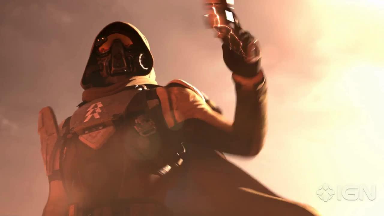 Destiny E3 Hype Trailer