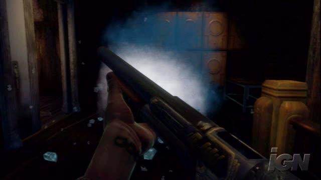 BioShock Xbox 360 Trailer - Winter Blast