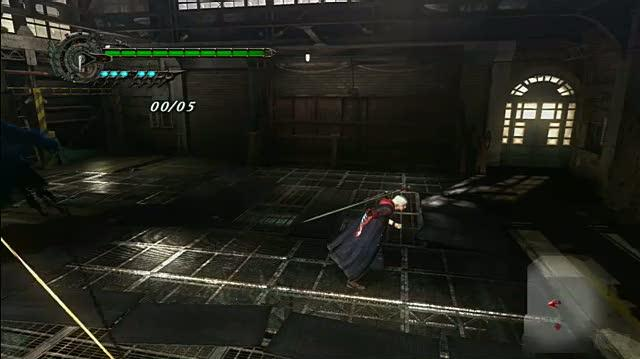 Devil May Cry 4 Xbox 360 Video - IGN Strategize Jump Block