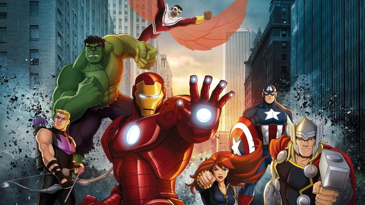 Marvel's Avengers Assemble - Trailer