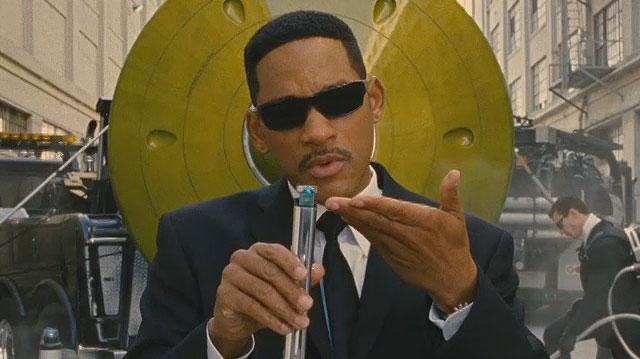 Men in Black 3 - Turn Your Cell Phone Off