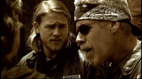 Sons Of Anarchy Season 2 (2010) - Home video trailer of biker gang adventures set in modern times