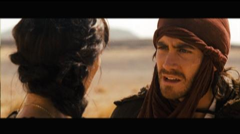 Prince Of Persia The Sands Of Time (2010) - Clip The Right Sand