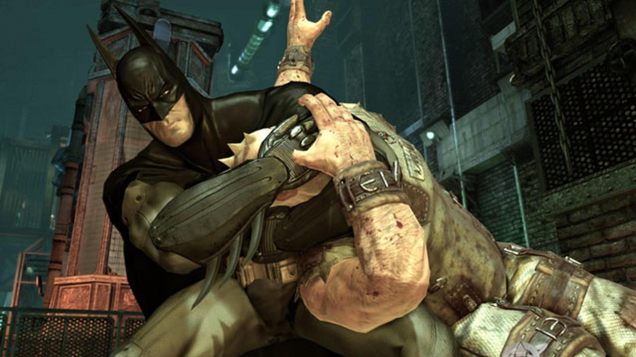 Batman Arkham Asylum Video Review - Batman Arkham Asylum Video Review