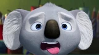 Blinky Bill The Movie Red Hot!