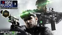 Splinter Cell Blacklist Perfectionist Walkthrough Briggs Co-Op Mission 3 - Voron Station