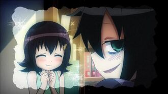 WATAMOTE ~No Matter How I Look at It, It's You Guys Fault I'm Not Popular!~ - Episode 8 - Since I'm Not Popular, I'll Put On Airs