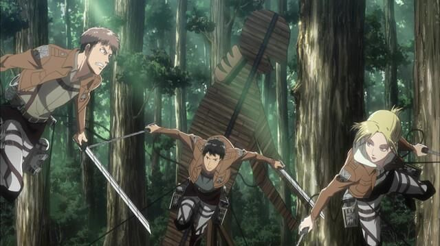 File Attack on Titan - Episode 4 - Night of the Graduation Ceremony - Humanity Rises Again (2)