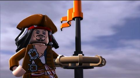 Lego Pirates Of The Caribbean The Video Game (VG) (2011) - Teaser trailer