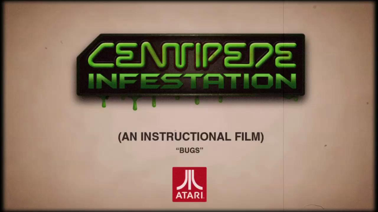 Centipede Infestation Bugs Trailer