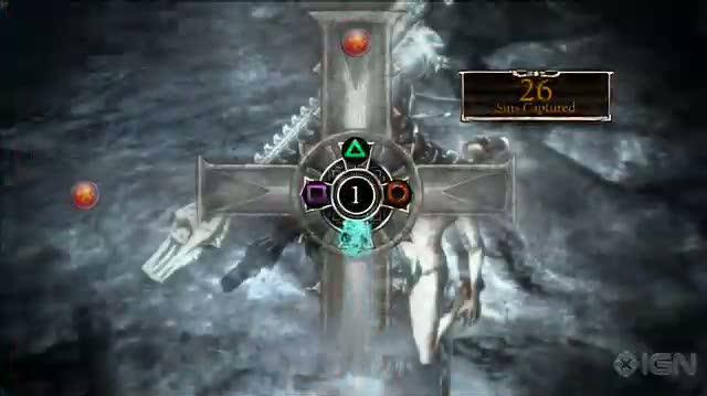 Dante's Inferno (Divine Edition) PlayStation 3 Gameplay - Sins Captured