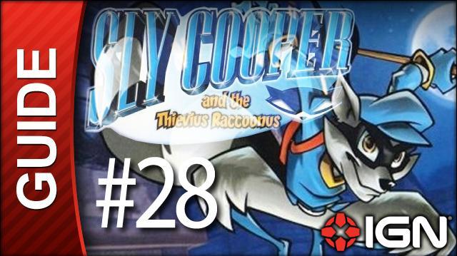 Sly Cooper Thievius Raccoonus Walkthrough - 28 Episode 3 Part 2 A Grave Undertaking